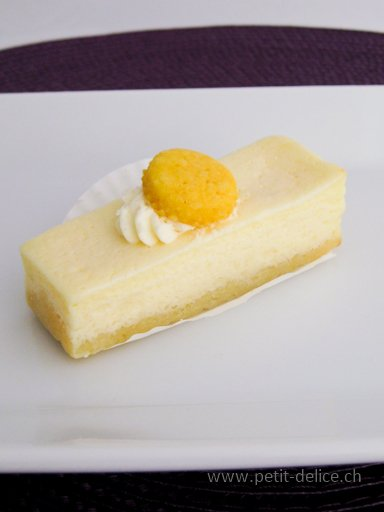Mini Cheesecake Lemon