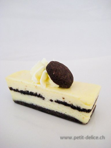 Catering • Partyservice • Traiteur • Zurich • Mini Cheesecake Oreo